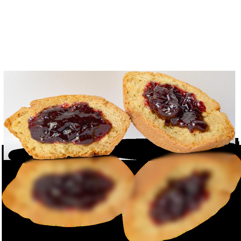 Bocconotto alla ciliegia – Astuccio 6 pezzi
