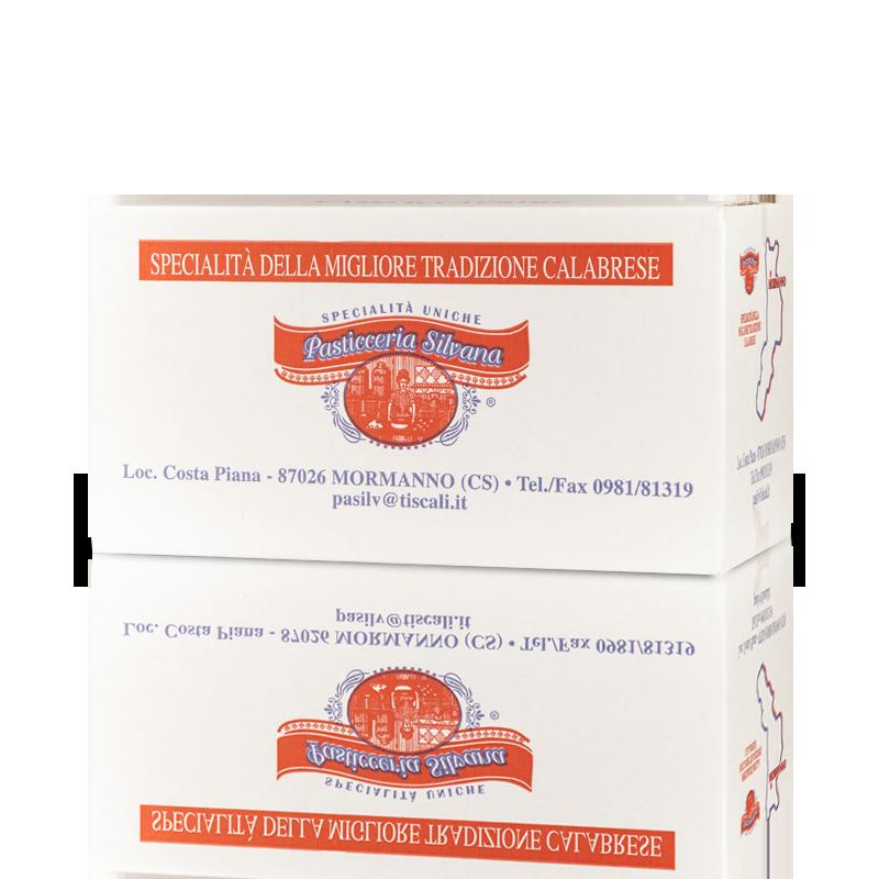 Bocconotto alla mandorla – Cartone da 60 pezzi