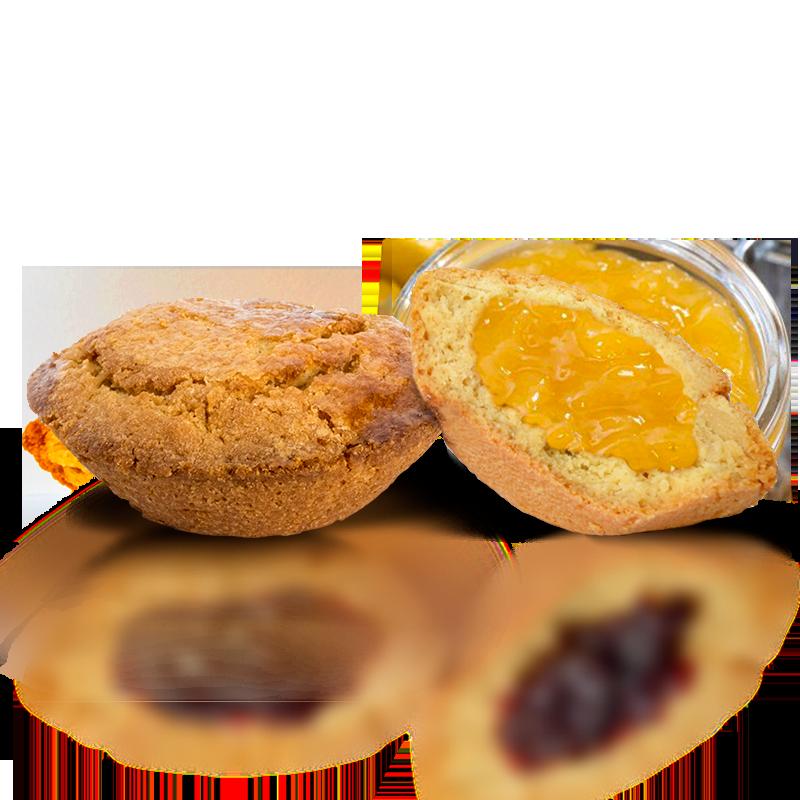 Bocconotto al limone – Astuccio 6 pezzi